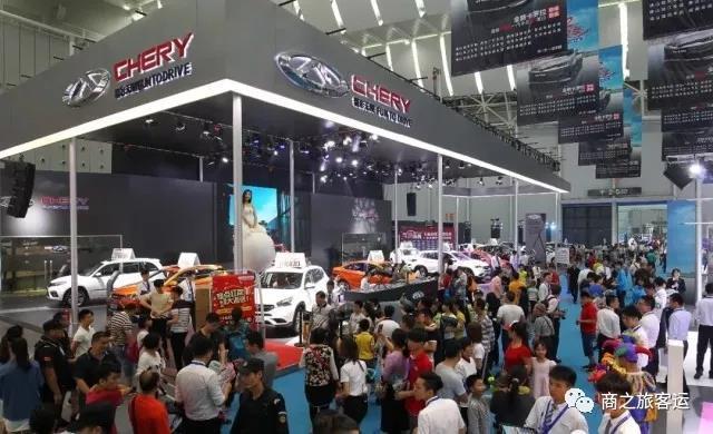 展会活动 | 2018(佛山)国际汽车博览会指定商之旅提供接驳车服务